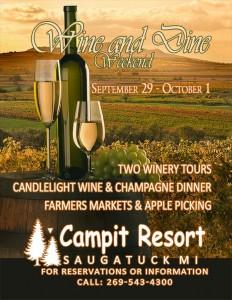 Wine & Dine Weekend