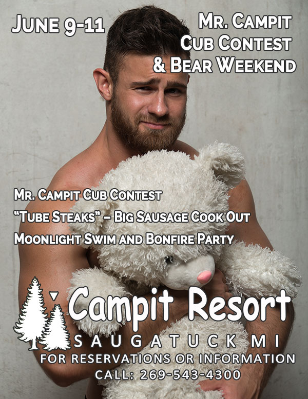 Mr Campit Cub Contest Weekend