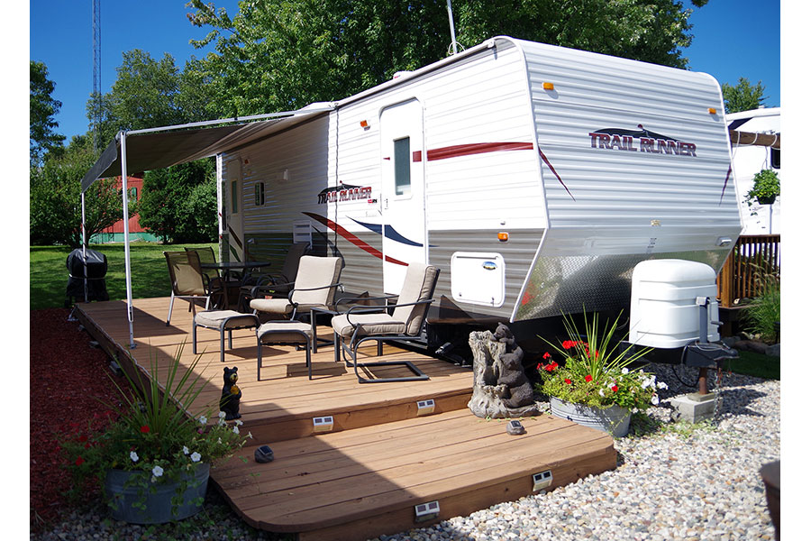 "2007 29' Heartland ""200 RL"" Travel Trailer (#79)"
